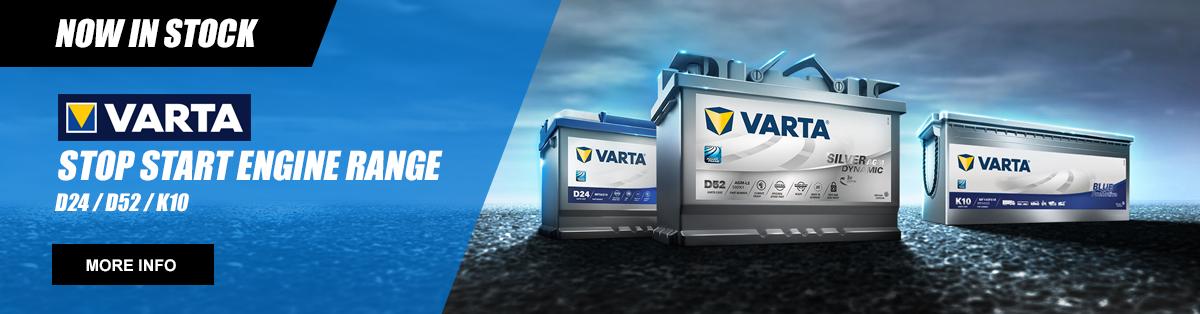 Varta Homepage Banner