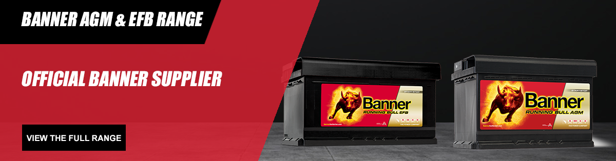Banner Batteries at Multicell