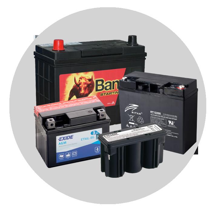 Horticultural-battery-range