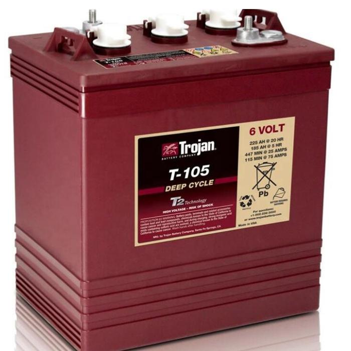 Multicell-Trojan-Battery-Range